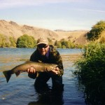 Oregon Deschutes River Steelhead Buck