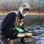 Chucks's November Beaverkill Brown Trout
