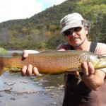 Delaware West Branch Brown Trout