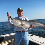Montauk Striped Bass Happiness
