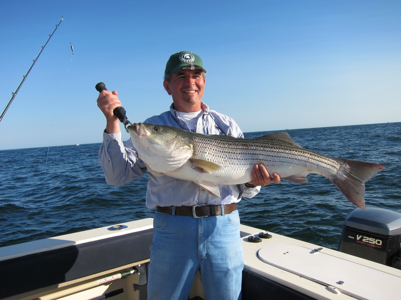 Striped Bass Fishing http://thefishingsherpa.com/wordpress/?page_id ...