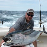 Yellowfin Tuna Fishing sucess in New York