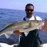 A Raritan Bay Striper for Joe AGAIN