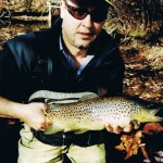 Nissequogue Brown Trout and Autumn in New York