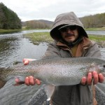 Delaware River Rainbow Trout for Bill