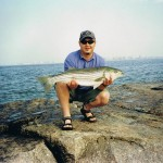 A NYC Breezy Point Striper
