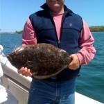 Peconic Bay Fluke Master Mike