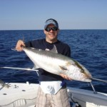 Florida Gulf Amberjack Arm Puller for Brandon