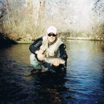 Nissequogue Rainbow Trout in Autumn