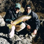 Oregon Deschutes River Brown Trout for Mark and Jeff