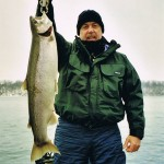 "Niagara River Steelhead for ""Maherty"""
