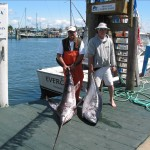 Montauk Swordfish and Bluefin Tuna