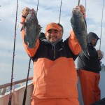 New Jersey Sea Bass Double for Joe