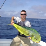 New York Offshore Mahi Fishing with Brandon