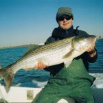 Striper Fishing in New York City