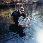 Nissequogue Trout Fishing Fun