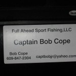 Our Captain and Friend for Cape May Drum @Fullaheadsportfishing.com
