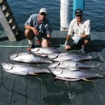 Montauk Yellowfin Tuna Pay Back for a Broken Impeller
