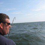Delaware Bay Drum Fishing