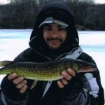 New York Pickerel Joe on the Ice