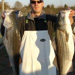 Raritan Bay Stripers on Brandons Menu