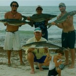 Isla Holbox Beach and Team Cobia