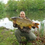The New York City Carp Fishing Master