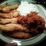 Perch Dinner