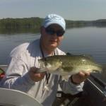 Kensico Largemouth Bass (KGS-1)