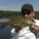 Kensico Smallmouth Bass (KGS-2)