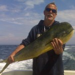 New York Mahi Mahi for Punk Rocker Kevin