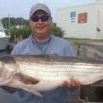 Plum Gut Striped Bass