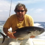 Yellowfin Tuna at the End of June