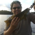Kensico Reservoir Smallmouth Bass Fishing