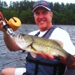 Amawalk Largemouth Bass for Rich