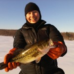 Muscoot Reservoir Largemouth Bass