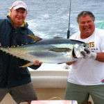 Yellowfin Tuna Offshore New York